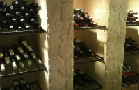 wijnflesdragers