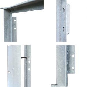 deurkaders details
