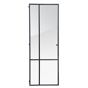 asymetrische strakke binnendeur